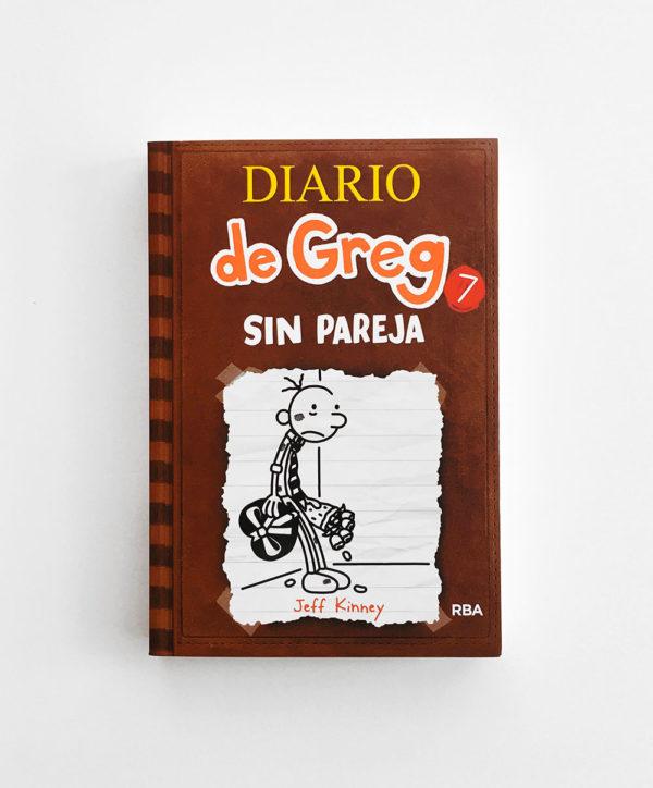 DIARIO DE GREG: SIN PAREJA (#7)