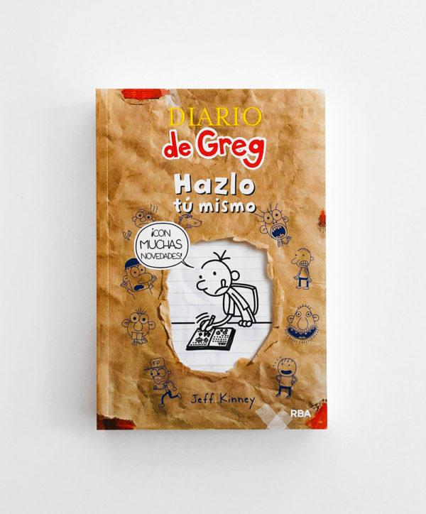 DIARIO DE GREG: HÁZLO TÚ MISMO