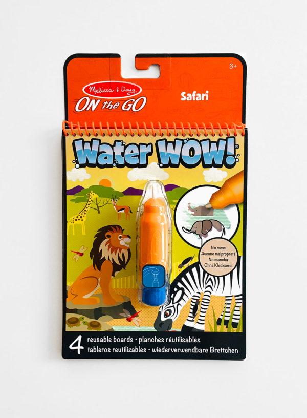 WATER WOW: SAFARI