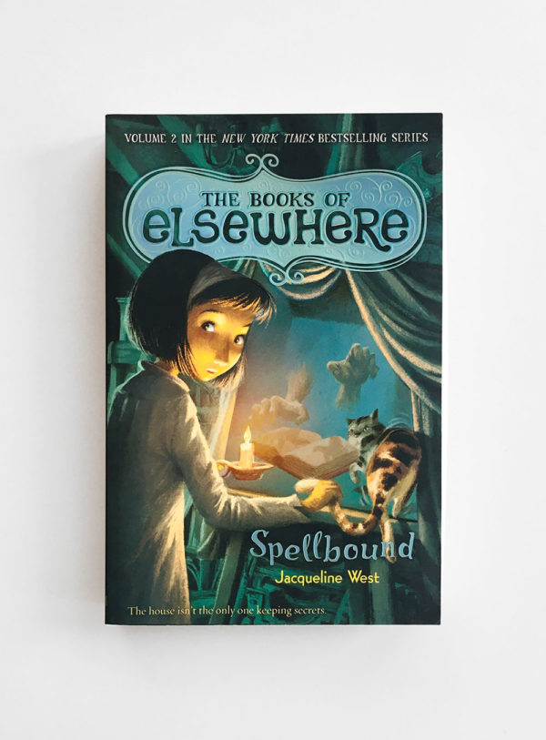 BOOKS OF ELSEWHERE: SPELLBOUND (#2)