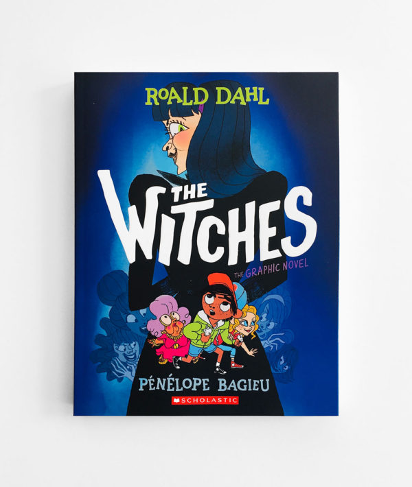 WITCHES - ROALD DAHL