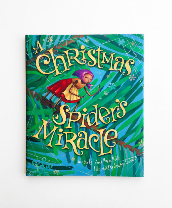 CHRISTMAS SPIDER'S MIRACLE