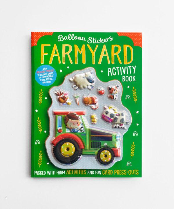 BALLOON STICKERS: FARMYARD