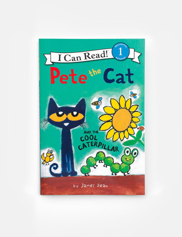 I CAN READ #1: PETE THE CAT AND THE COOL CATERPILLAR