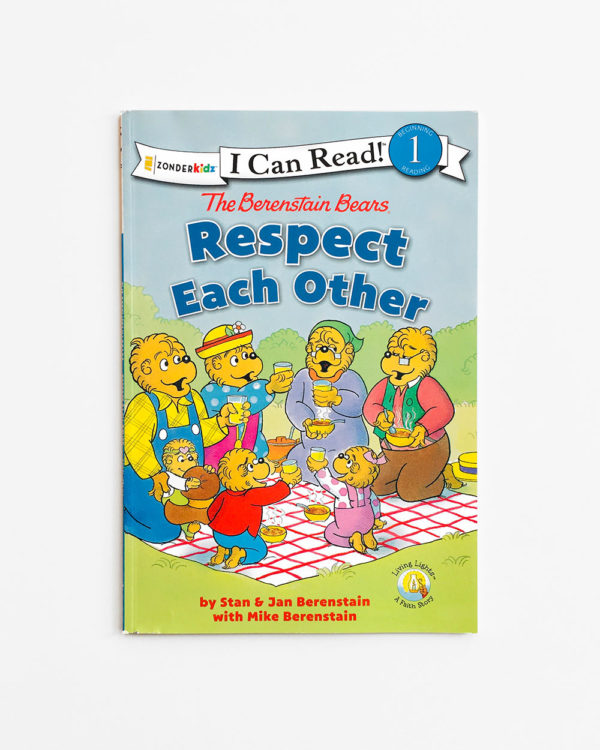I CAN READ #1: BERENSTEIN BEARS RESPECT EACH OTHER