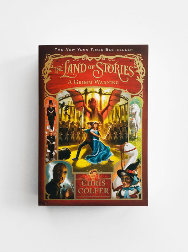LAND OF STORIES: A GRIMM WARNING (#3)