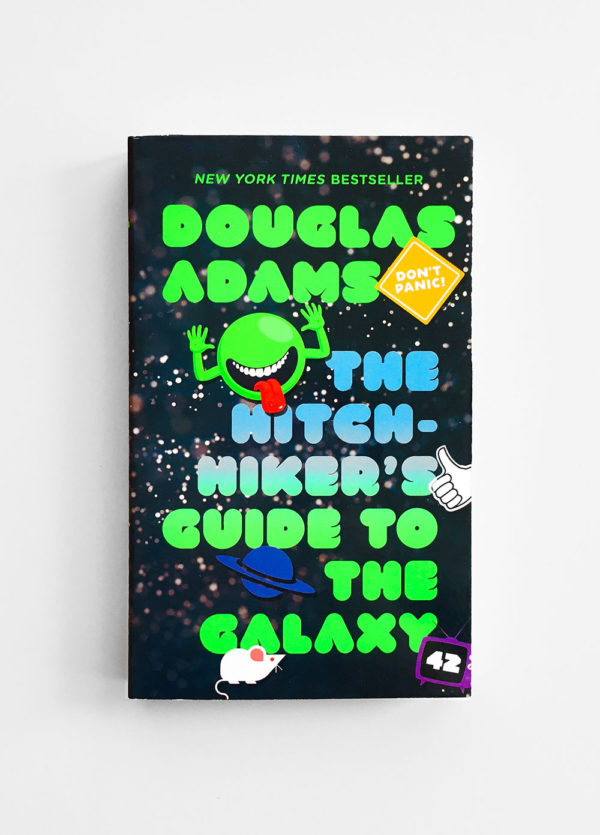 A HITCHHICKER'S GUIDE TO THE GALAXY