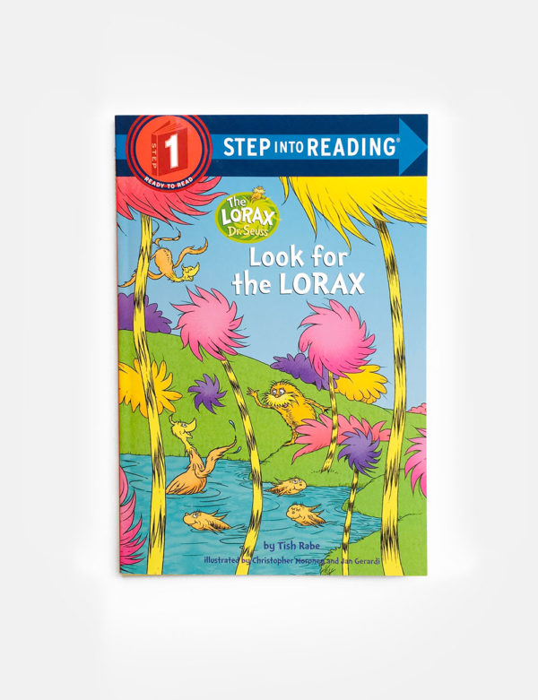 STEP INTO READING #1: LOOK FOR THE LORAX - DR. SEUSS