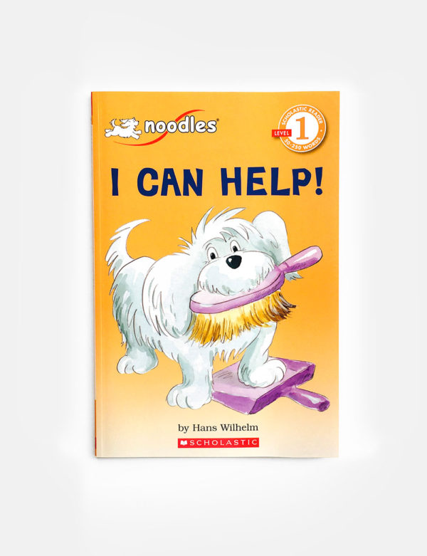 SCHOLASTIC READER #1: I CAN HELP!