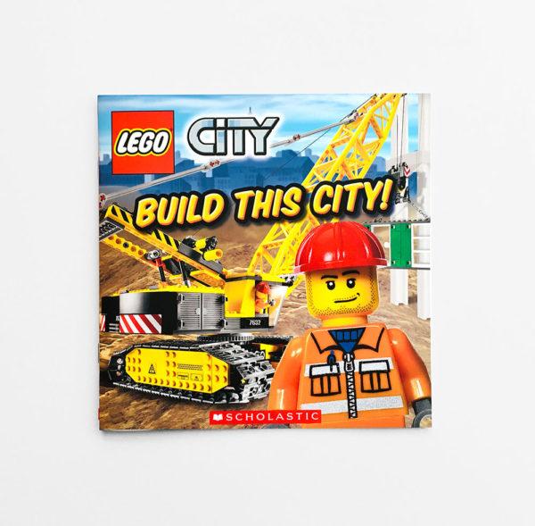 LEGO CITY: BUILD THIS CITY