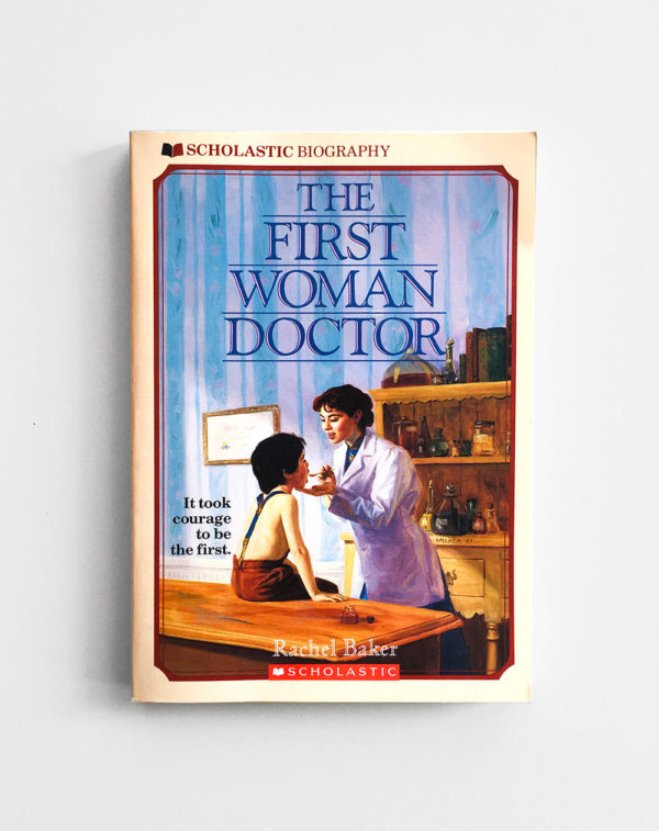 FIRST WOMAN DOCTOR
