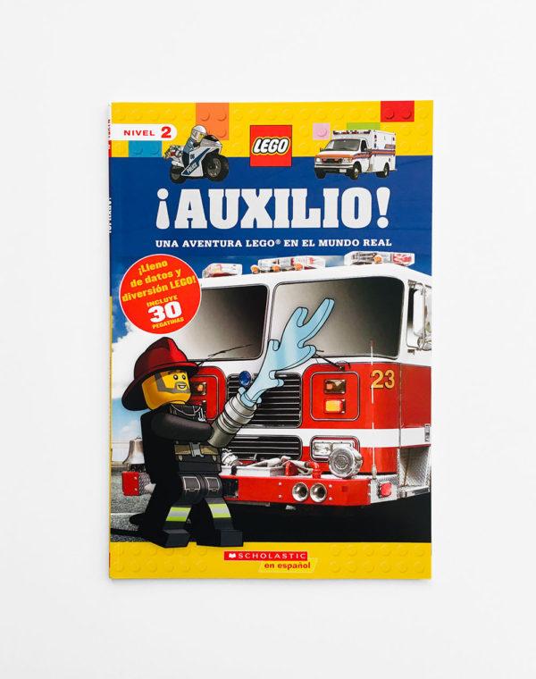 SCHOLASTIC READERS #2: LEGO ¡AUXILIO!