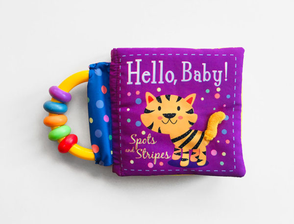 HELLO, BABY! SPOTS AND STRIPES