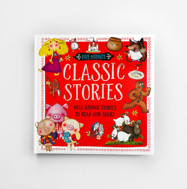 FIVE-MINUTE CLASSIC STORIES