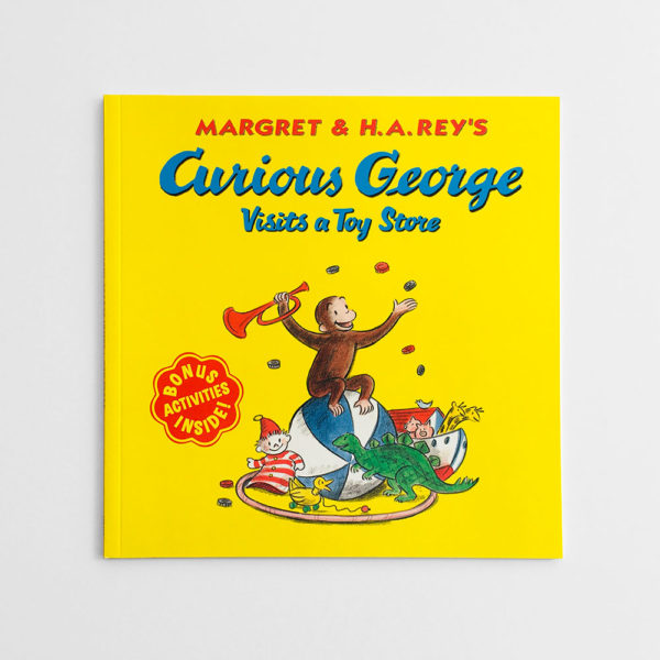 CURIOUS GEORGE VISITS THE TOYSTORE