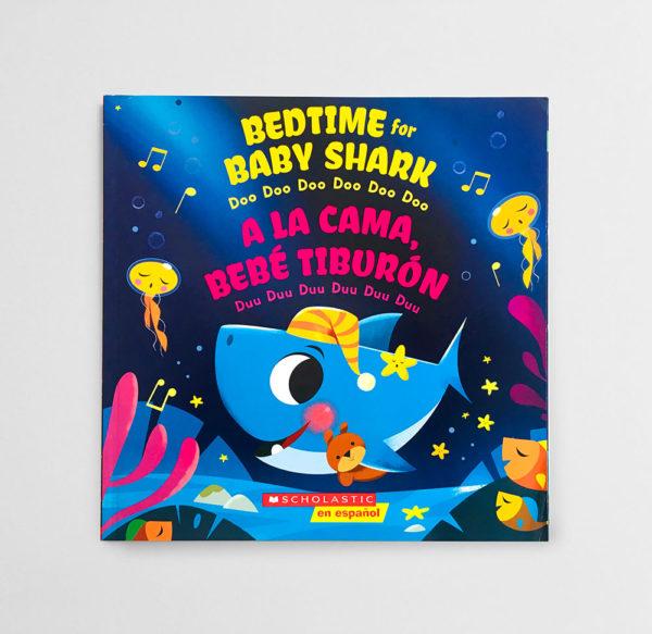 BEDTIME FOR BABY SHARK - A LA CAMA, BEBÉ TIBURÓN