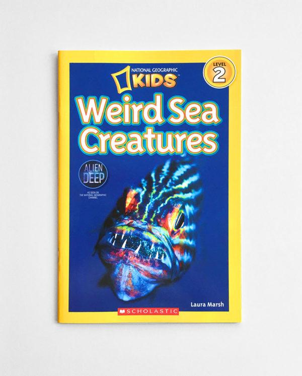 NAT GEO #2: WEIRD SEA CREATURES