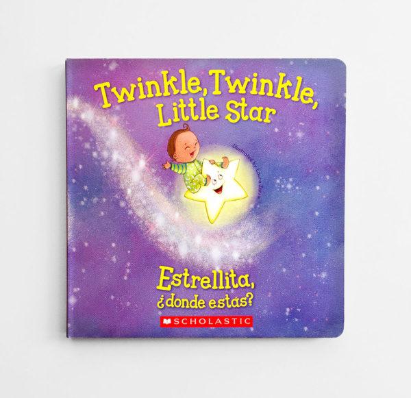 TWINKLE, TWINKLE, LITTLE STAR - ESTRELLITA, ¿DÓNDE ESTÁS?