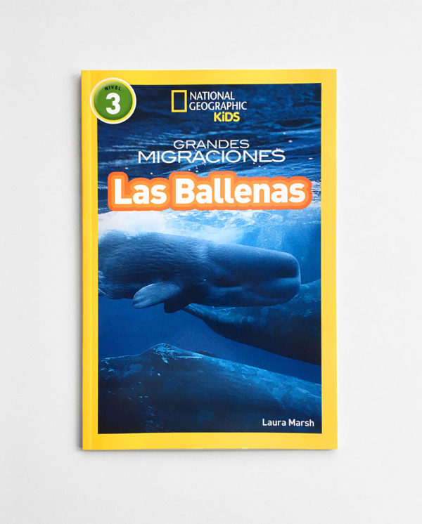 NAT GEO #3: LAS BALLENAS