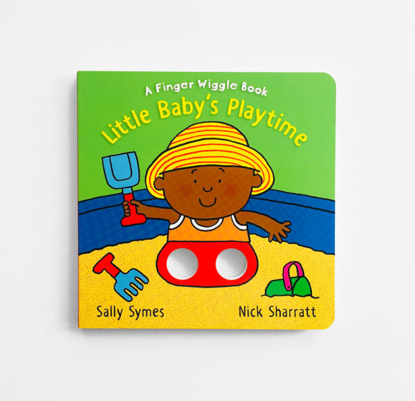 LITTLE BABY'S PLAYTIME: A FINGER WIGGLE BOOK