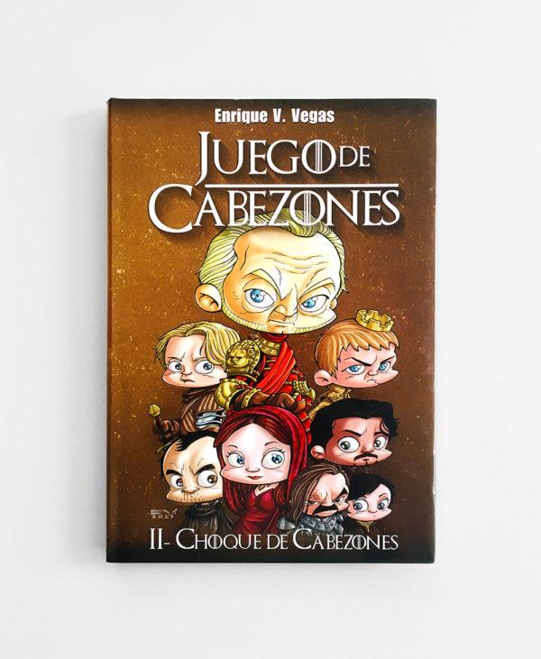 JUEGO DE CABEZONES II: CHOQUE DE CABEZONES