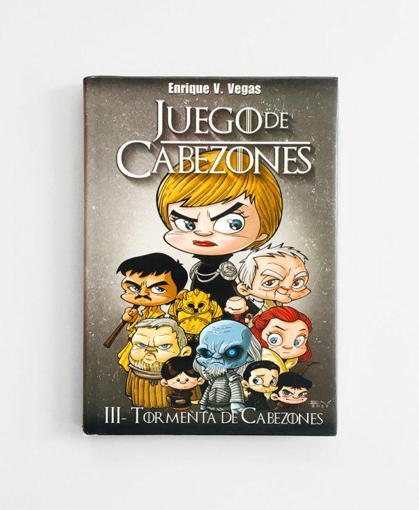 JUEGO DE CABEZONES III: TORMENTA DE CABEZONES