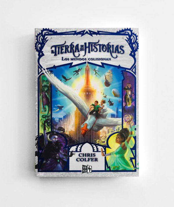 TIERRA DE HISTORIAS: LOS MUNDOS COLISIONAN (#6)