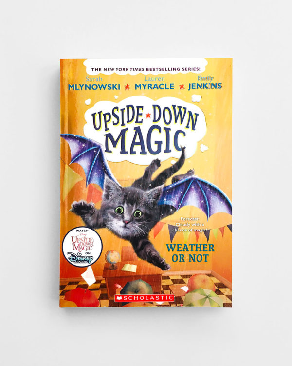 UPSIDE DOWN MAGIC: WEATHER OR NOT
