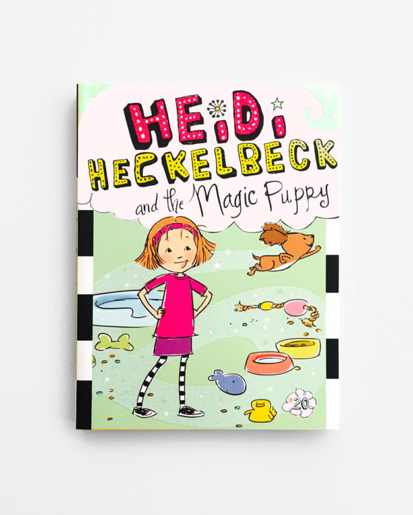 HEIDI HECKELBECK AND THE MAGIC PUPPY (#20)