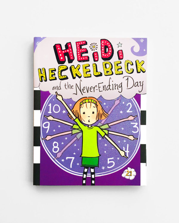 HEIDI HECKELBECK AND AND THE NEVER-ENDING DAY (#21)