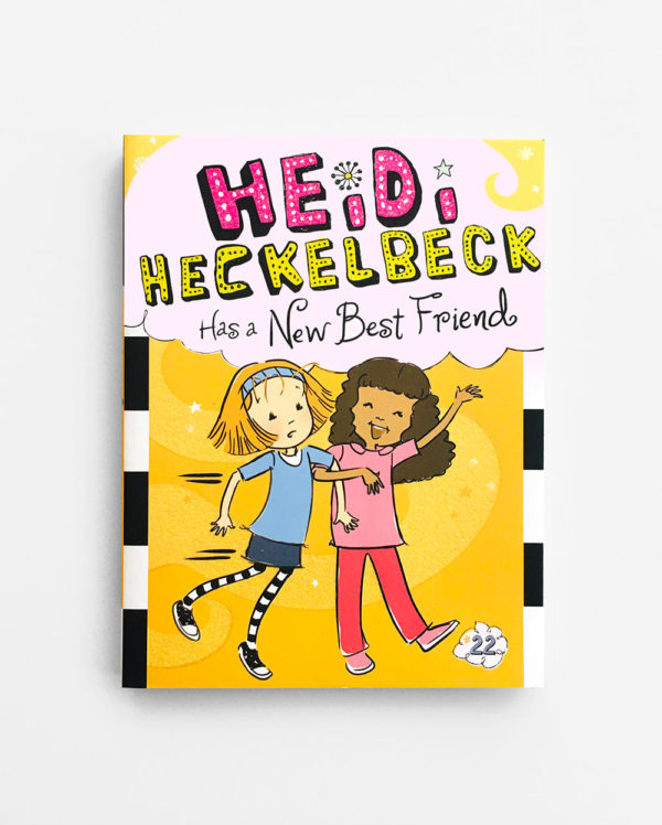 HEIDI HECKELBECK HAS A NEW BEST FRIEND (#22)