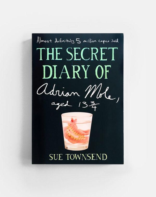 SECRET DIARY OF ADRIAN MOLE, AGED 13 3/4