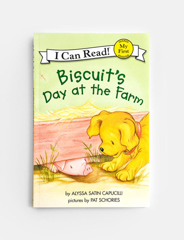 I CAN READ - MY FIRST: BISCUIT'S DAY AT THE FARM