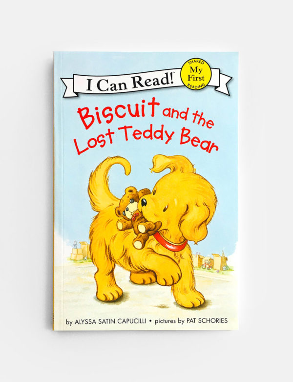 I CAN READ - MY FIRST: BISCUIT AND THE LOST TEDDY BEAR