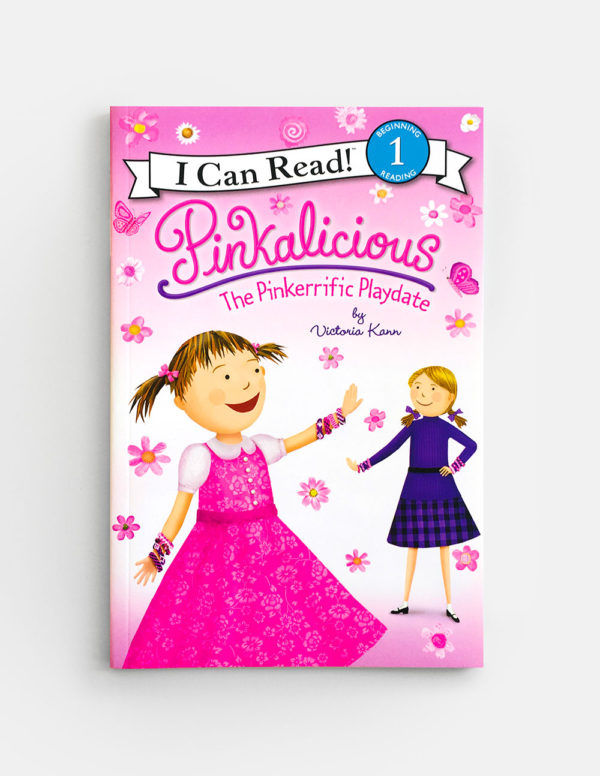 I CAN READ #1: PINKALICIOUS, THE PINKTERRIFIC PLAYDATE