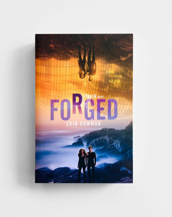 TAKEN TRILOGY: FORGED (#3)