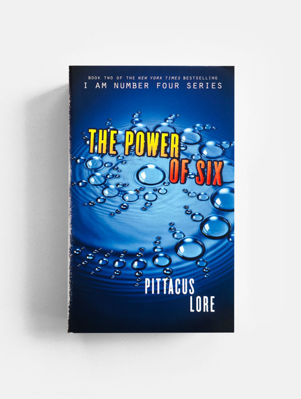 LORIEN LEGACIES: #2 THE POWER OF SIX