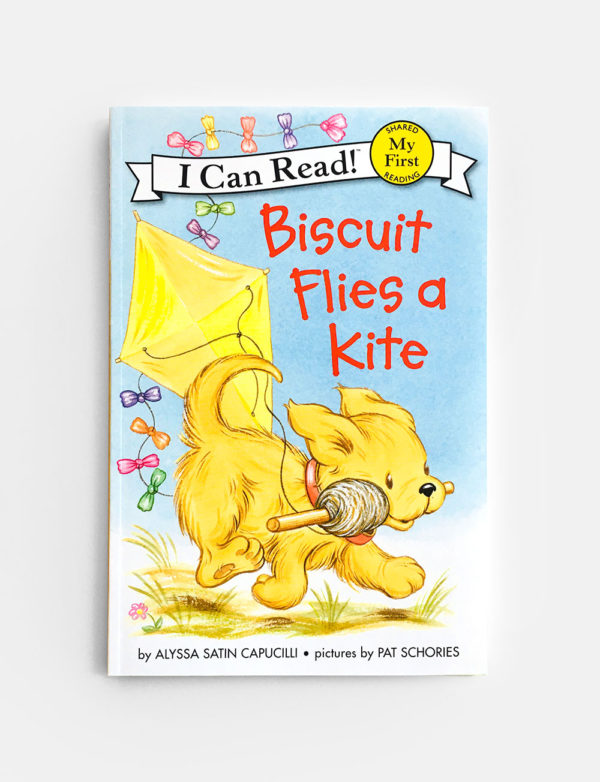I CAN READ - MY FIRST: BISCUIT FLIES A KITE