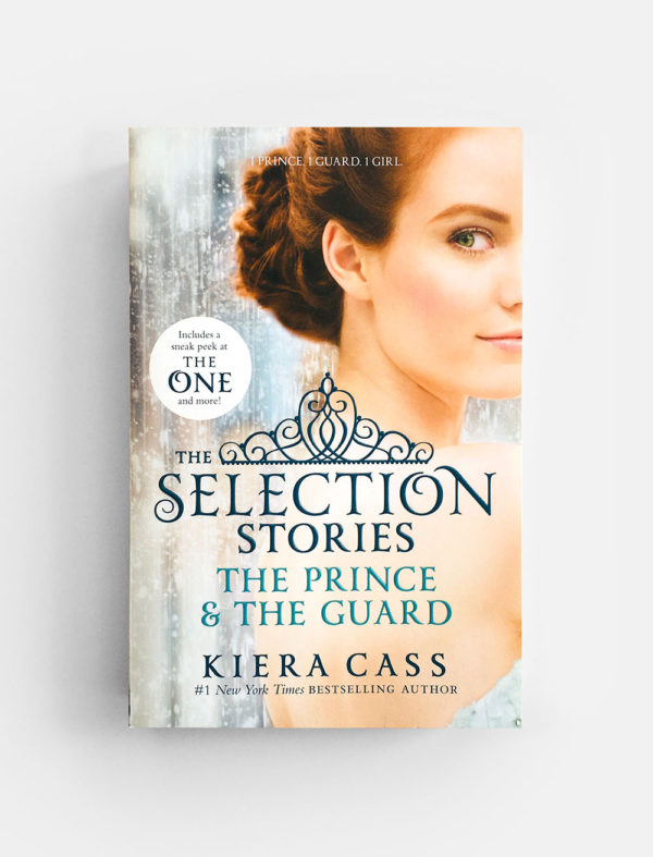 SELECTION SERIES: THE SELECTION STORIES - THE PRINCE & THE GUARD