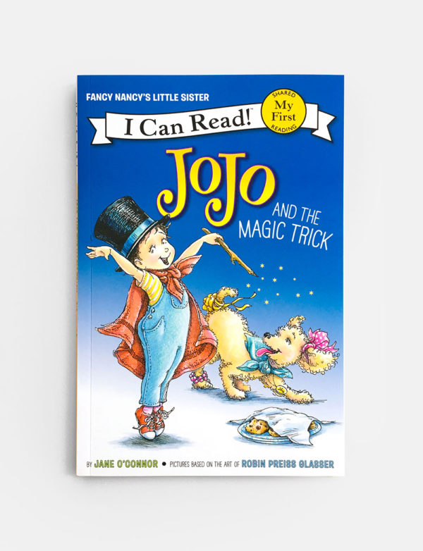 I CAN READ - MY FIRST: JOJO AND THE MAGIC TRICK