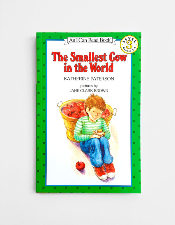 I CAN READ #3: THE SMALLEST COW IN THE WORLD