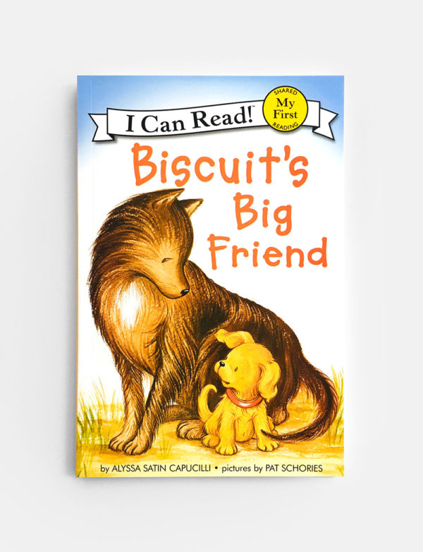 I CAN READ - MY FIRST: BISCUIT'S BIG FRIEND