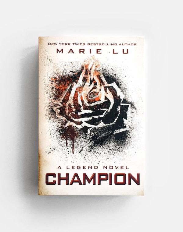 LEGEND: #3 CHAMPION