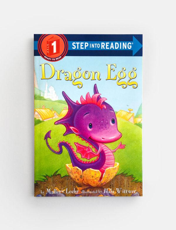 STEP INTO READING #1: DRAGON EGG