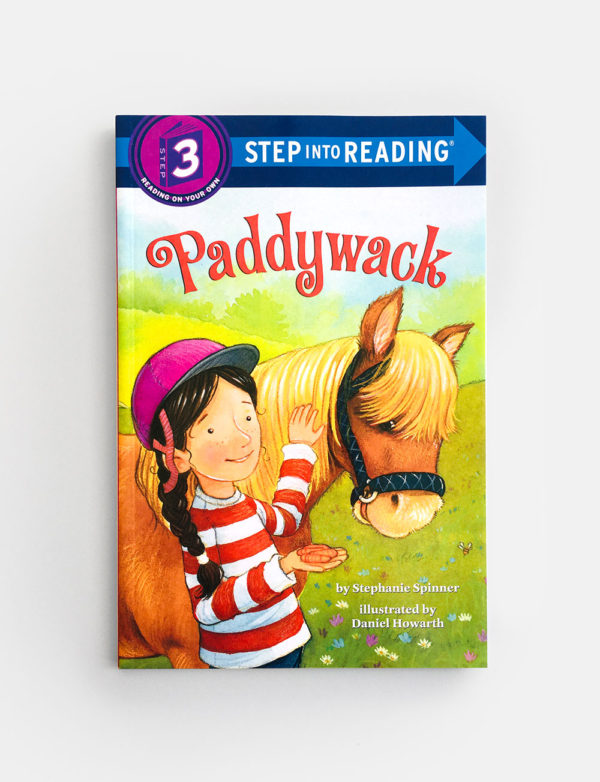 STEP INTO READING #3: PADDYWACK