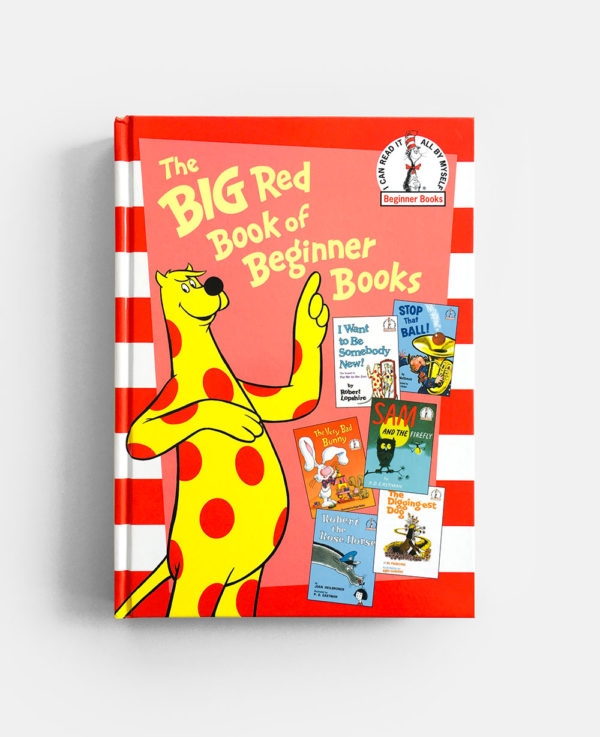 DR. SEUSS: BIG RED BOOK OF BEGINNER BOOKS