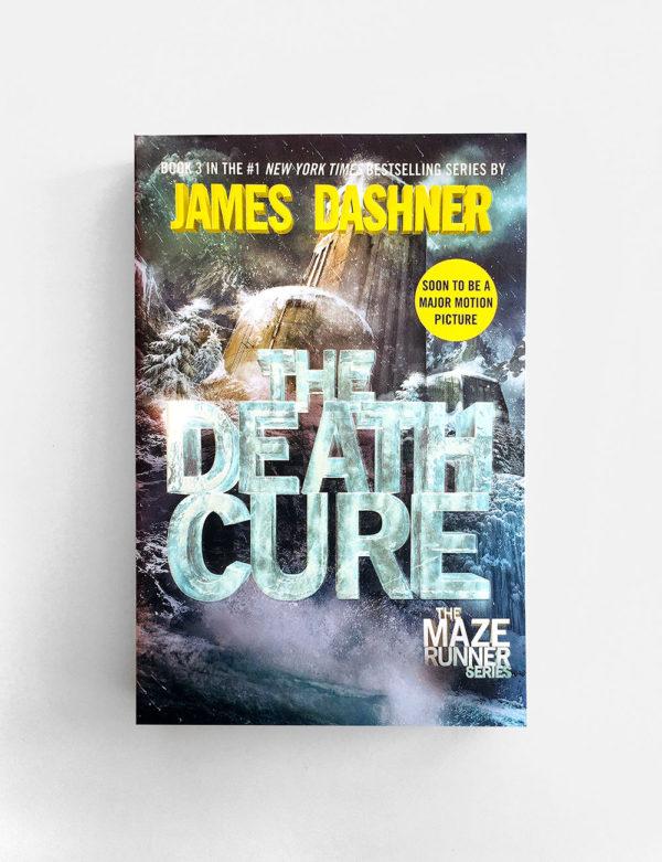 DEATH CURE (#3 MAZE RUNNER SERIES)