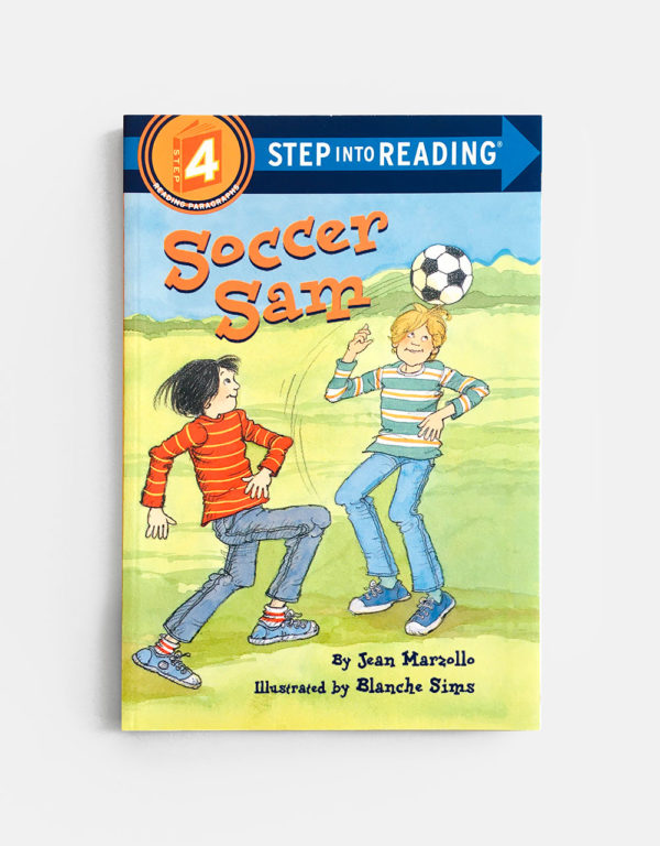 STEP INTO READING #4: SOCCER SAM