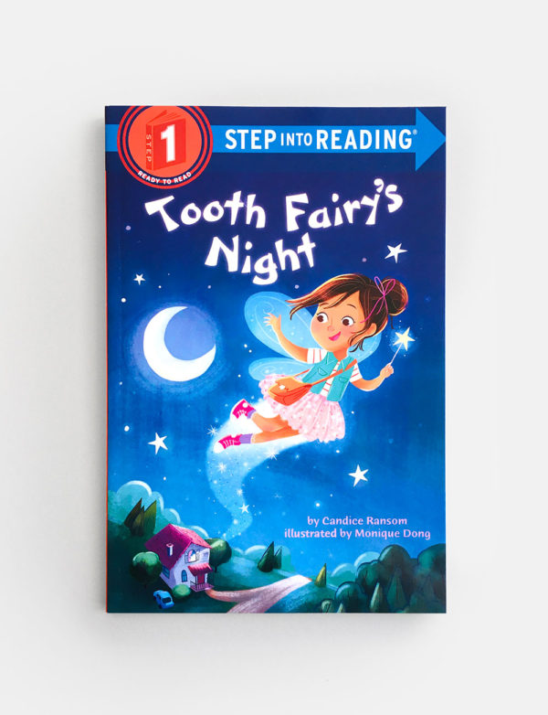 STEP INTO READING #1: TOOTH FAIRY'S NIGHT