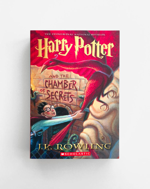 HARRY POTTER AND THE CHAMBER OF SECRETS (#2)
